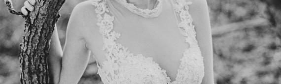 Sesja w sukniach ślubnych i wieczorowych