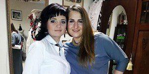 Kasia Wilk i kama Ostaszewska