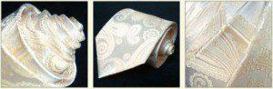 Jedwabne krawaty