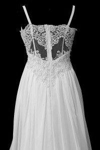 Suknia ślubna Caroline - wersja 2