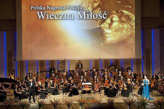 Pierwsza Polska Nagroda Pokoju Wieczna Miłość