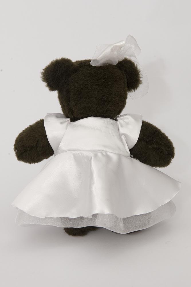 Miś w sukni ślubnej Midori (Katarzyna Topolewska)