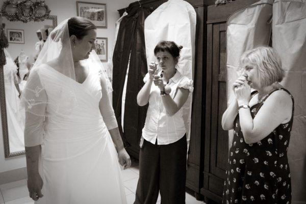 Welon ślubny sprzed 30 lat