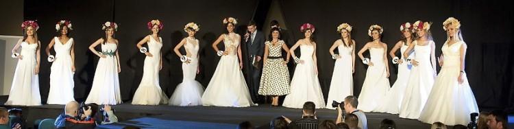 Pokaz na Miss AWF Poznań 2013