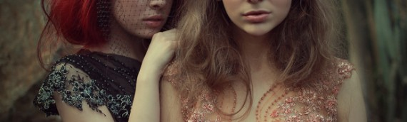 Dwie nasze koronkowe suknie w obiektywie FairyLady