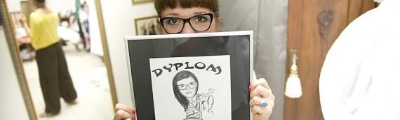 Dyplom dla najlepszej krawcowej, czyli mnie ;-)