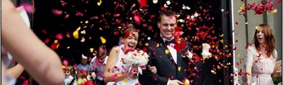 Cudowny ślub Justyny