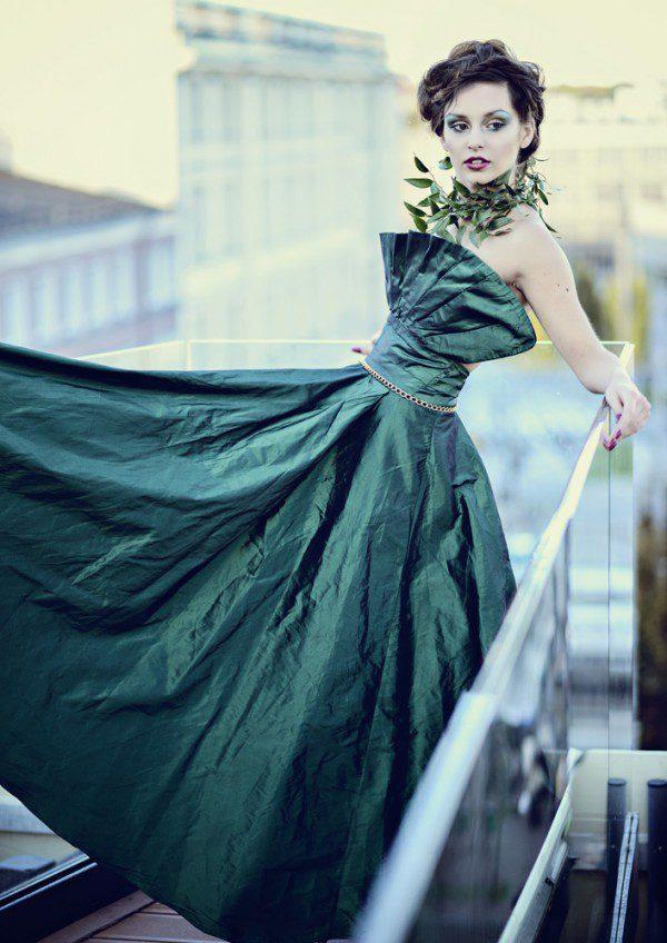Sesja w moich sukniach Eelfiki