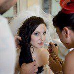 Ostatni szlif makijażu Panny Młodej (Natalia Rubiś i Kama Ostaszewska)