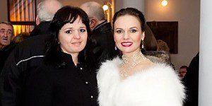 Kama Ostaszewska i Justyna Reczeniedi