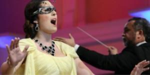 Śpiewaczka operowa Marcelina Beucher w sukniach z Atelier Kamy Ostaszewskiej