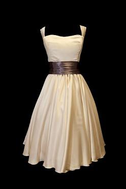"""Zwiewna sukienka do tańca inspirowana filmem """"Dirty dancing"""""""