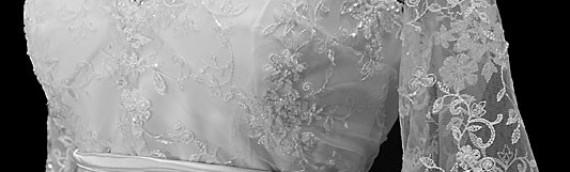 Koronkowe suknie ślubne – delikatna elegancja