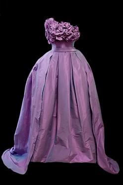 Suknia wieczorowa na scenę dla Justyny Reczeniedi