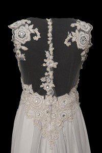 Seksowna suknia wieczorowa Inessa