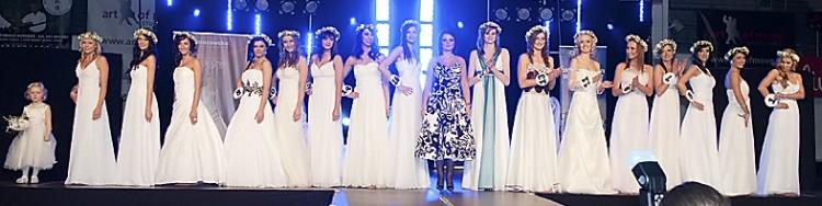 Pokaz na Miss AWF Poznań 2011