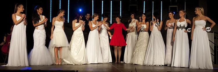 Pokaz na Miss Polski AWF 2013