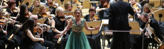 Nasze suknie na koncercie noworocznym w Filharmonii Poznańskiej 2016