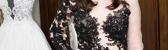 Wyjątkowa suknia studniówkowa Hoshi