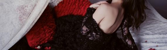 Suknia Yennefer w obiektywie Kasi Banaszek